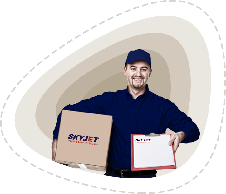 SKYJET: Courier, Cargo, Logistics Management Services